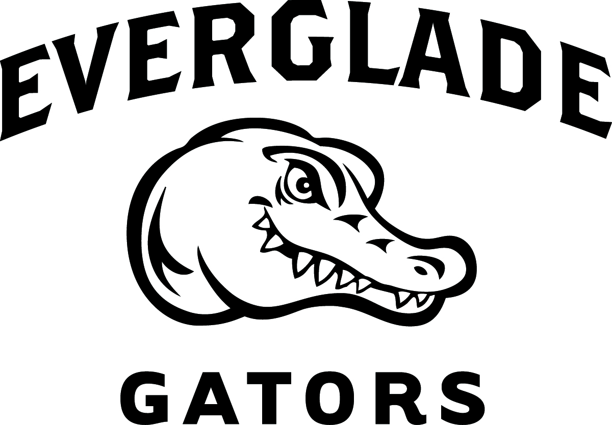 Everglade swim team logo