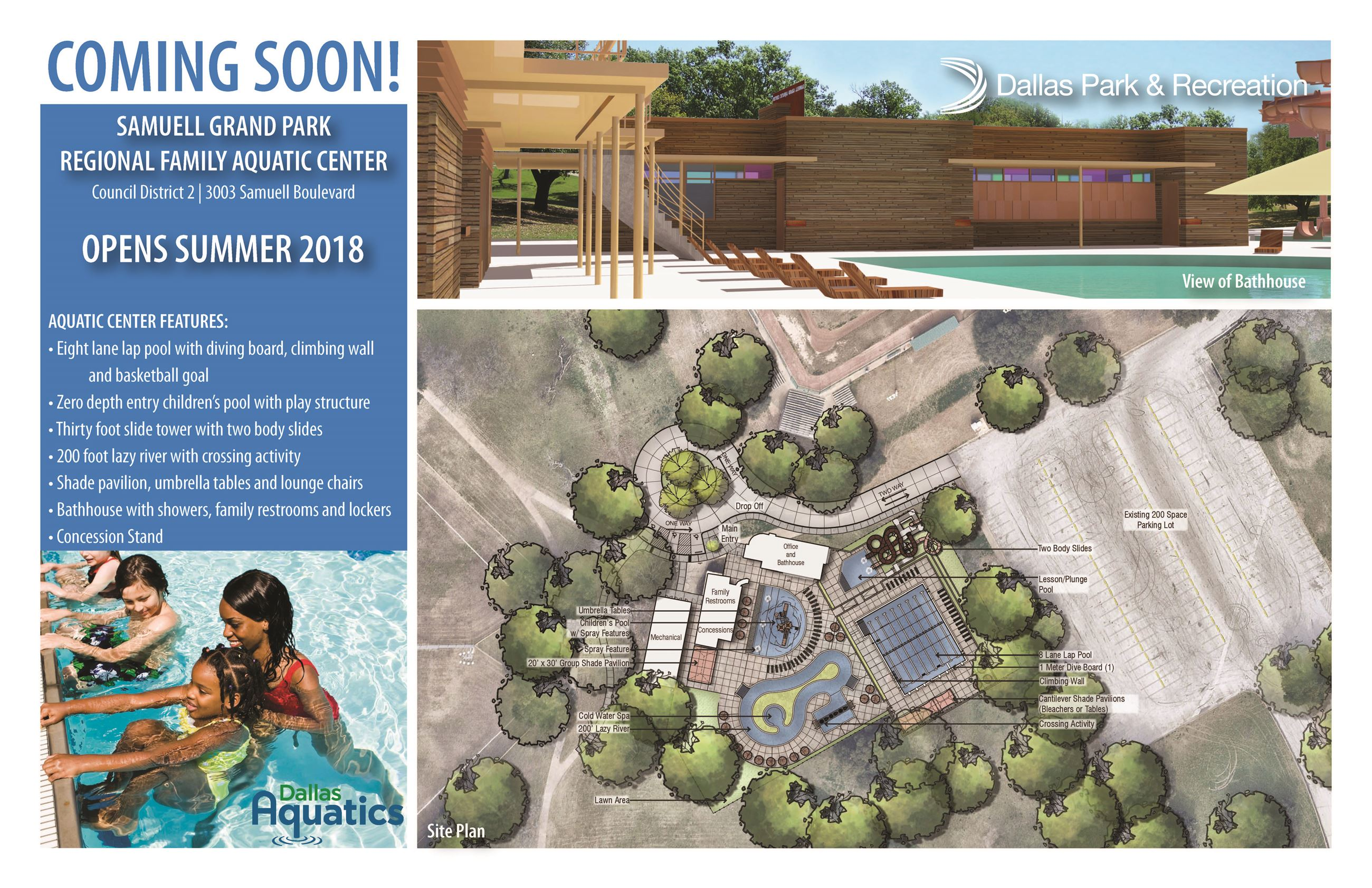 Samuell Grand Aquatics Flyer